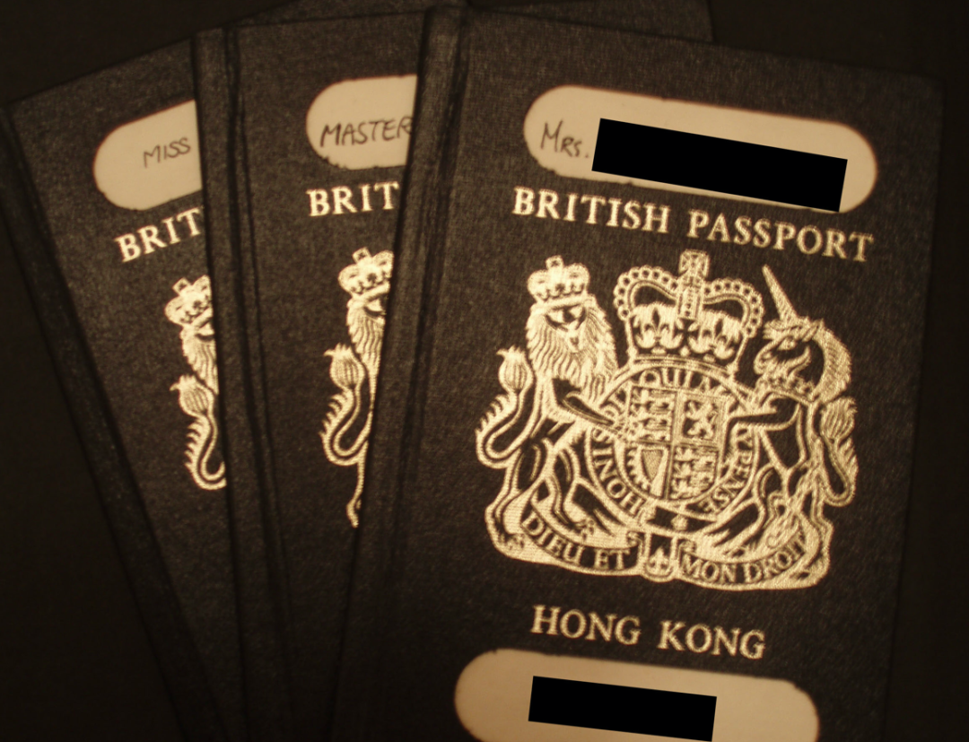 Hong Kong Passport