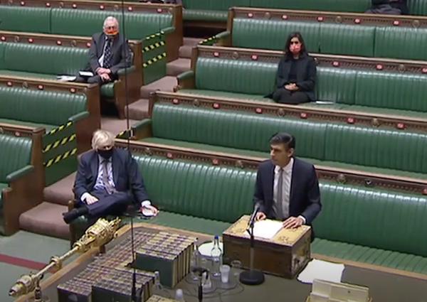 Rishi Sunak budget immigration unveil